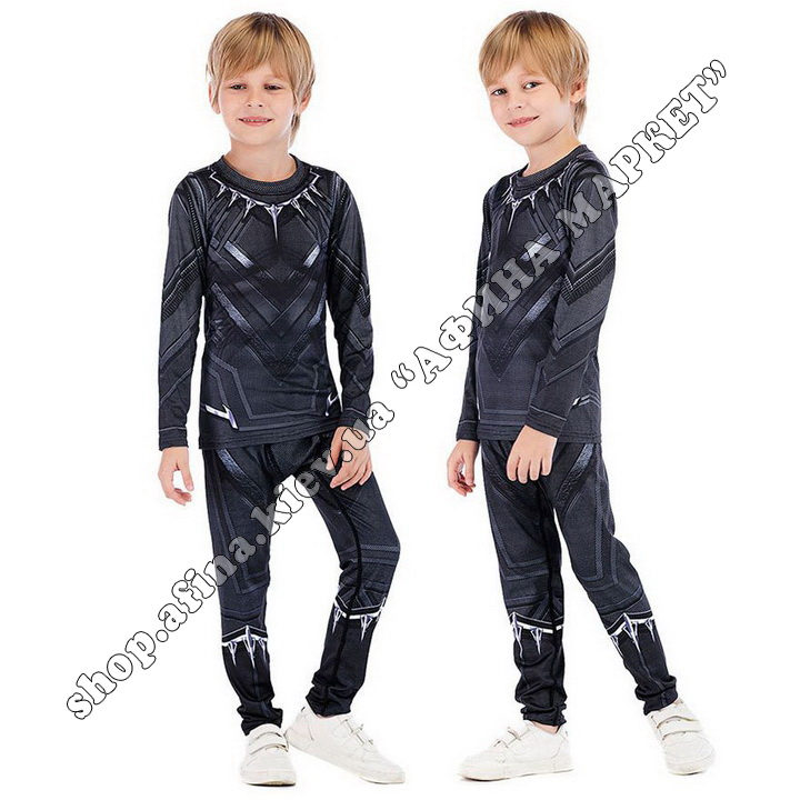 комплект Pantera Cody Lundin Marvel Kids