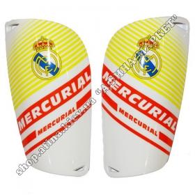 Щитки футбольные Реал Мадрид Mercurial 2017 (2237)