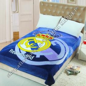 Покрывало из микрофибры Реал Мадрид (2168)