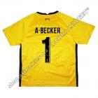 Нанесення імені, прізвища, номера на форму Ліверпуль Goalkeeper 2021
