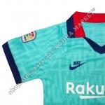 Барселона форма 2019-2020 детская Nike резервная XL