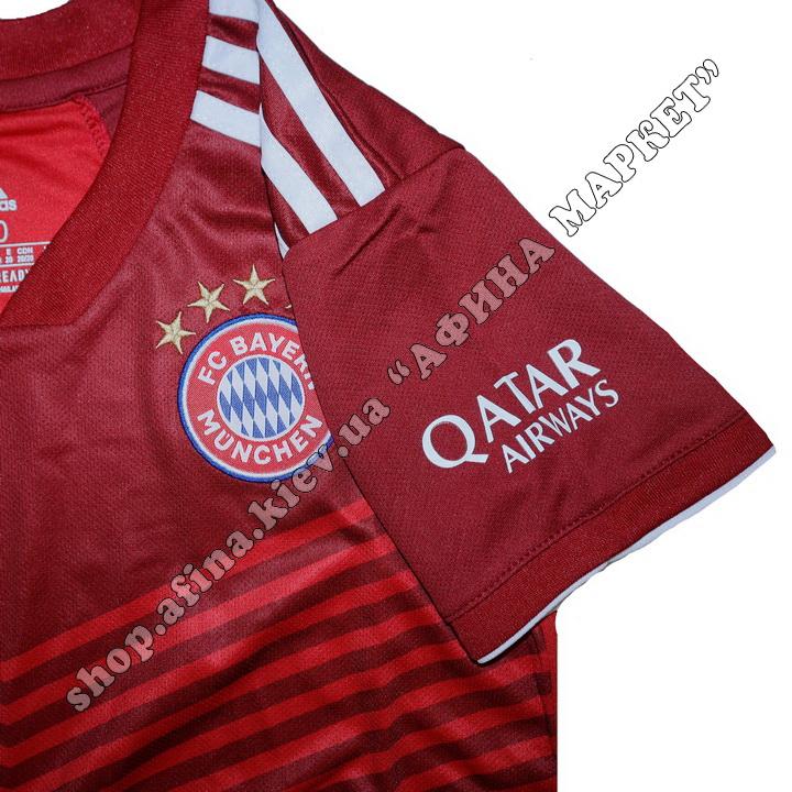 БАВАРІЯ МЮНХЕН 2021-2022 Adidas Home 109761