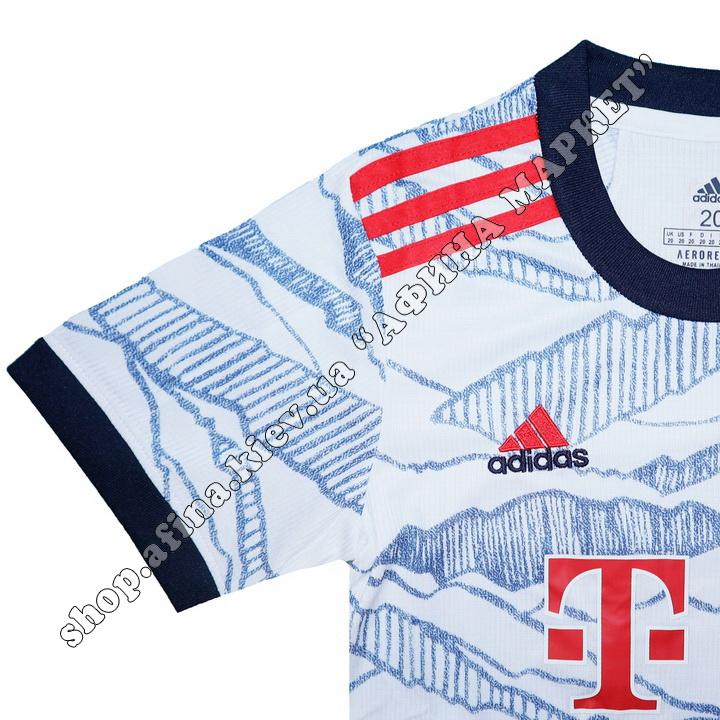 БАВАРИЯ МЮНХЕН 2021-2022 Adidas резервная 109572