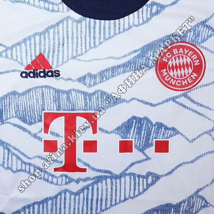 БАВАРИЯ МЮНХЕН 2021-2022 Adidas резервная 109573