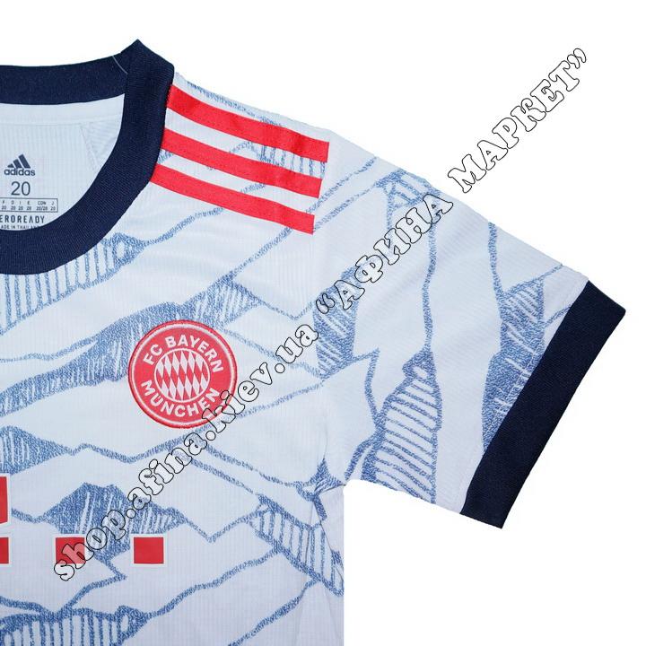 БАВАРИЯ МЮНХЕН 2021-2022 Adidas резервная 109574