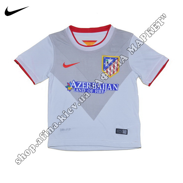 Детская форма Атлетико Мадрид Nike 2014-2015 выездная (1379)
