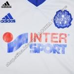 Детская футбольная форма Олимпик Марсель Adidas 2015 домашняя XXS