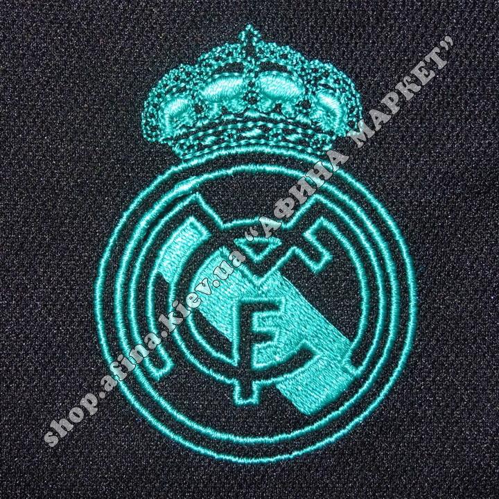 Футбольная форма Реал Мадрид детская с длинным рукавом выездная 2018 M