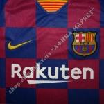 Детская футбольная форма Барселона 19-20 домашняя с длинным рукавом Nike XXS