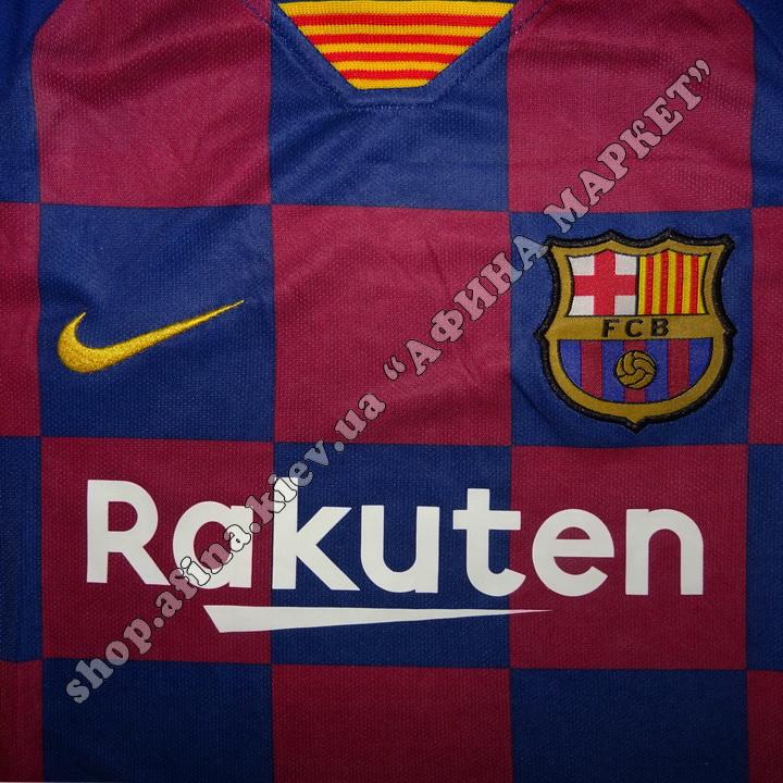 Детская футбольная форма Барселона 19-20 домашняя Nike XXS