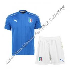 Форма Италии ЕВРО-2016 Puma домашняя