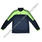 Футбольний костюм для дітей тренувальний Black/Green