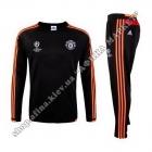 Футбольный спортивный костюм для детей Манчестер Юнайтед Adidas р.22