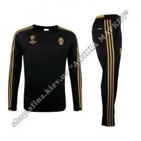 ЮВЕНТУС Adidas Black/Gold