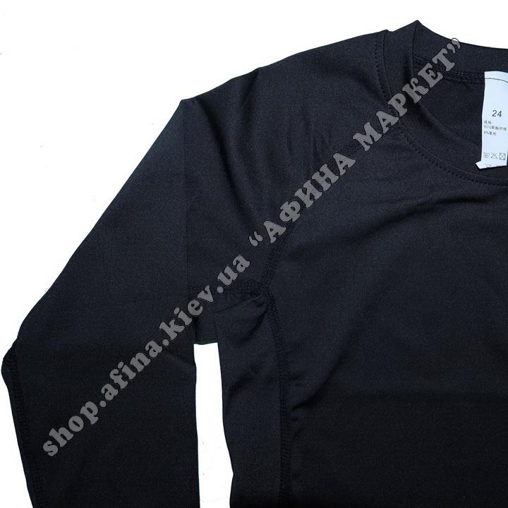 Thermal Underwear FENTA комплект черный Kids 107436