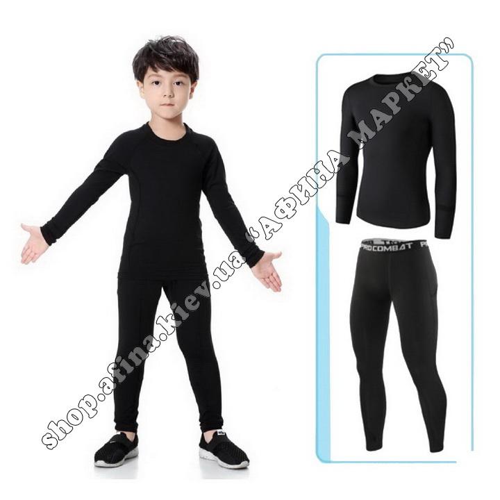 Thermal Underwear FENTA комплект черный Kids 107431