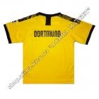 Футбольная форма Боруссия Дортмунд детская Puma 2020 домашняя