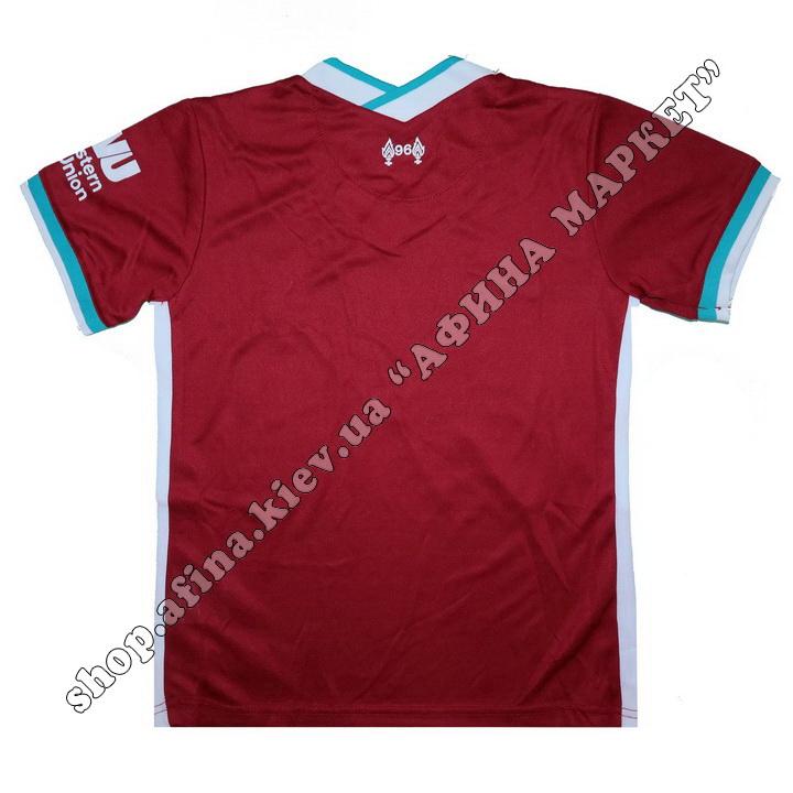 ЛІВЕРПУЛЬ 2020-2021 Nike Home 95969