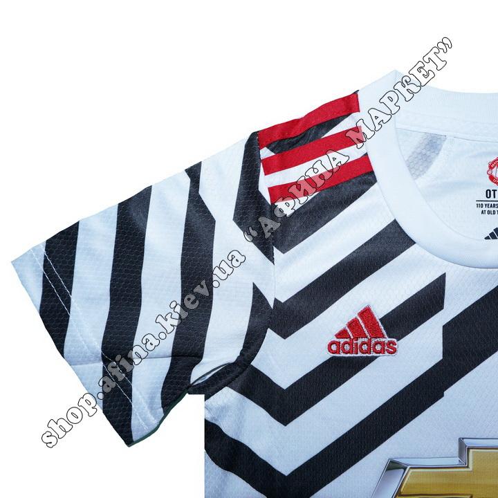 МАНЧЕСТЕР ЮНАЙТЕД 2020-2021 Adidas Third 99555
