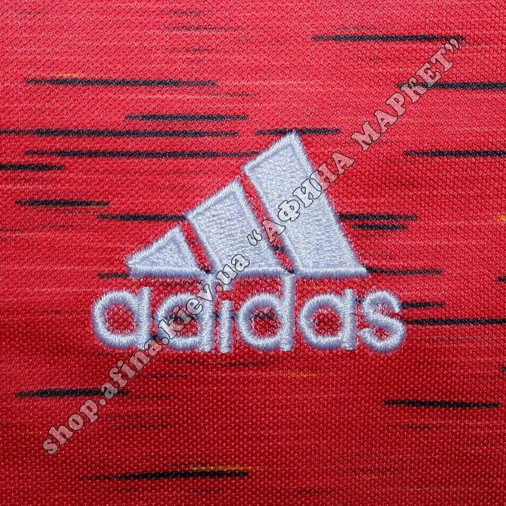 МАНЧЕСТЕР ЮНАЙТЕД 2020-2021 Adidas з довгим рукавом Home 99432