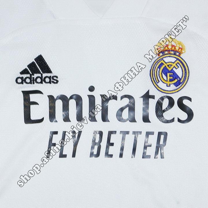 РЕАЛ МАДРИД 2020-2021 Adidas Home 98413