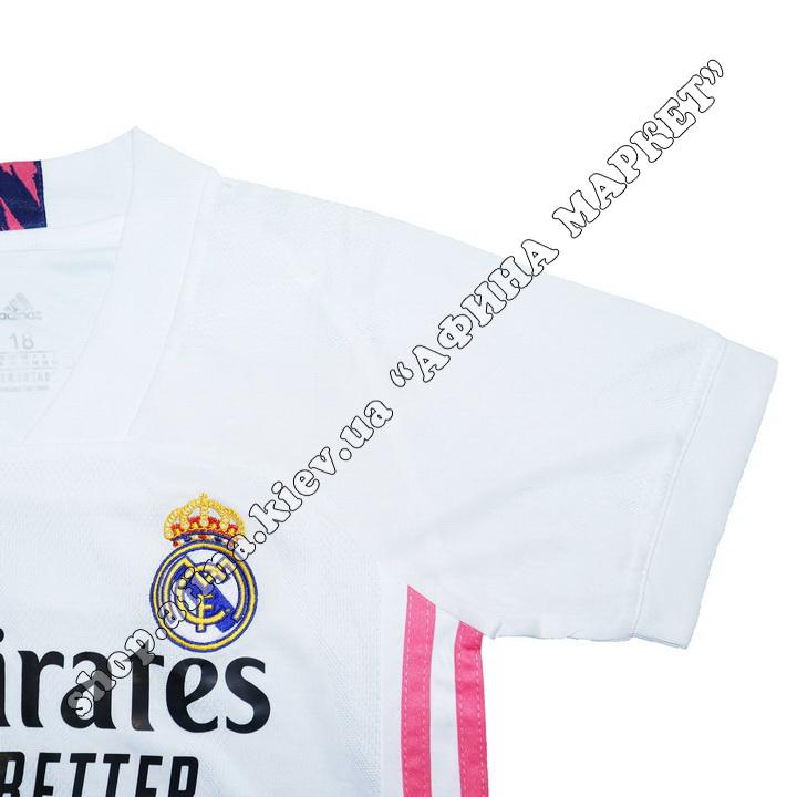 РЕАЛ МАДРИД 2020-2021 Adidas Home 98416
