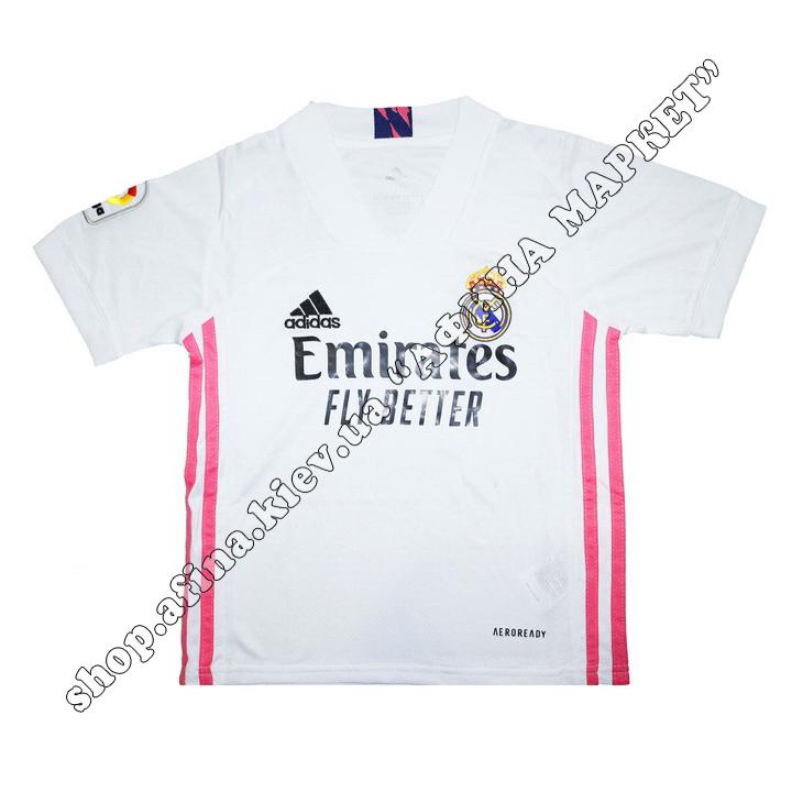 РЕАЛ МАДРИД 2020-2021 Adidas Home 98412