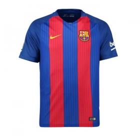 Футболка Nike Барселона 2016-2017 домашняя