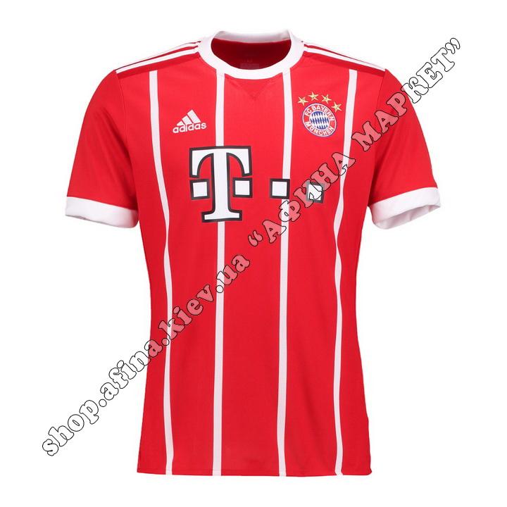 Футболка Adidas Бавария Мюнхен 2017-2018 домашняя