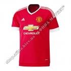 Футболка Манчестер Юнайтед 2015-2016 Adidas домашня