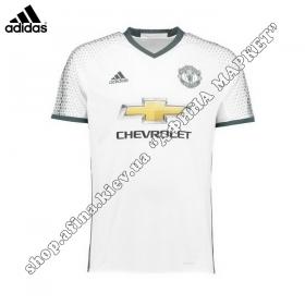 Футболка Adidas Манчестер Юнайтед 2016-2017 резервная