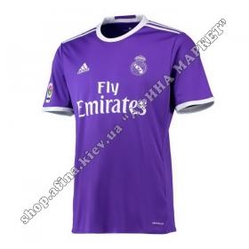 Футболка Реал Мадрид 2016-2017 Adidas выездная