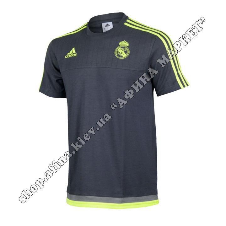 Футболка тренировочная Adidas Реал Мадрид