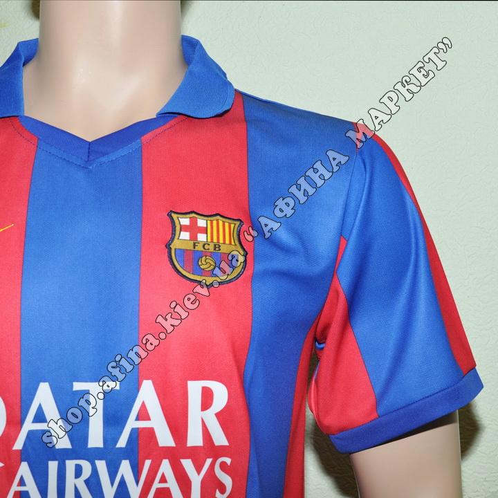 Форма Барселона 2016-2017 Nike домашняя