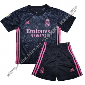 РЕАЛ МАДРИД 2020-2021 Adidas Third