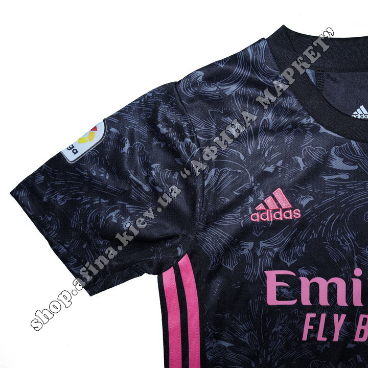 РЕАЛ МАДРИД 2020-2021 Adidas Third  98645