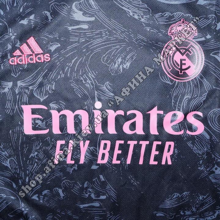 РЕАЛ МАДРИД 2020-2021 Adidas Third  98647