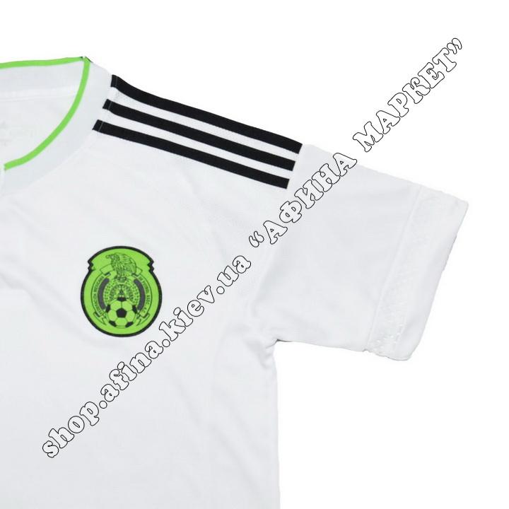 Форма сборной Мексики 2015-2016 Adidas выездная (1671)
