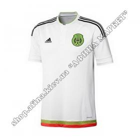 Форма сборной Мексики 2015-2016 Adidas выездная