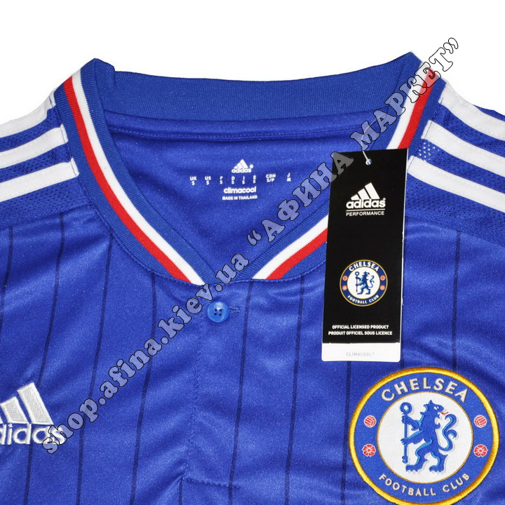 Футболка Челси Adidas домашняя 2015-2016