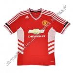 Футболка Манчестер Юнайтед 2015-2016 Adidas домашняя