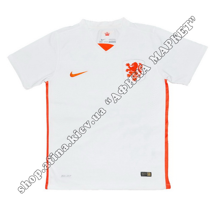 Футболка Голландии Nike гостевая 2015-2016