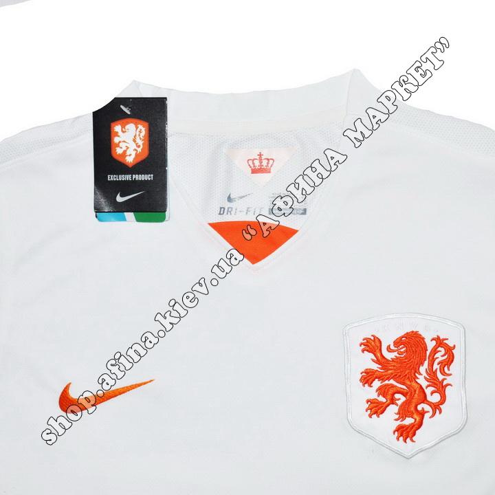 Футболка Голландии Nike гостевая 2015-2016 (1589)