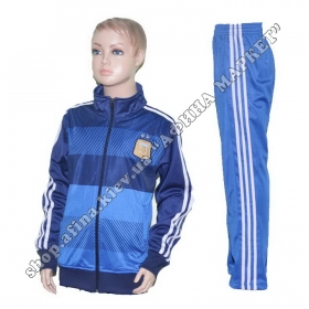 Детский костюм Аргентины Away
