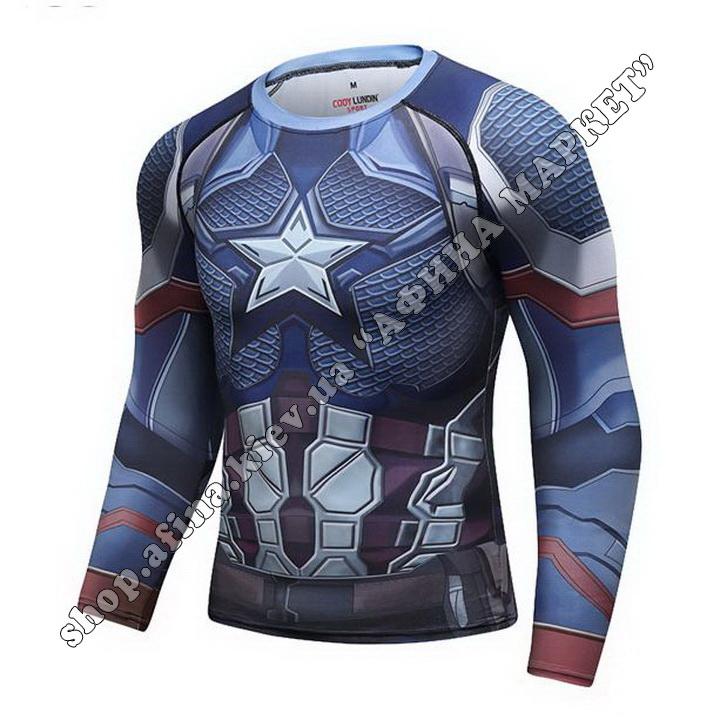 комплект Captain America Cody Lundin Marvel Adult 110021