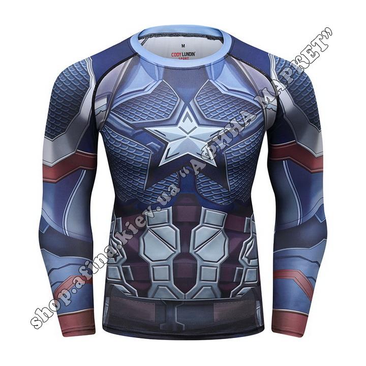 комплект Captain America Cody Lundin Marvel Adult 110022