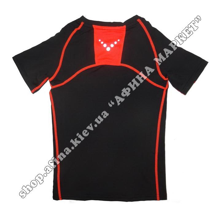 Термобілизна дитяча для футболу SPORT комплект Black  107668