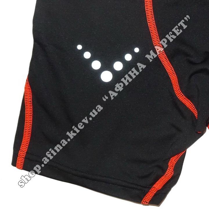 Термобілизна дитяча для футболу SPORT комплект Black  107661