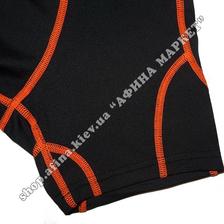 Термобілизна дитяча для футболу SPORT комплект Black  107663