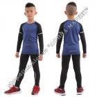 Термобілизна дитяча для футболу FENTA комплект Blue